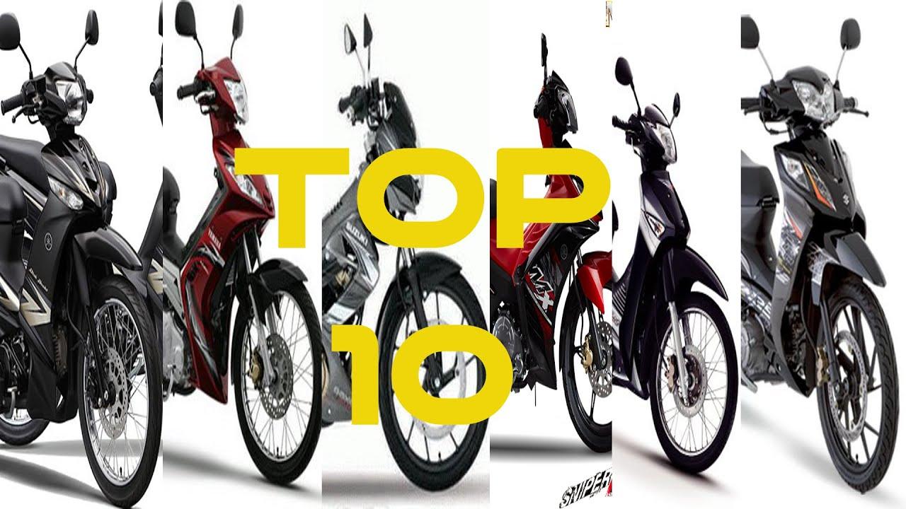 honda underbone motorcycle philippines  TOP 10 UNDERBONE MOTORCYCLE IN THE PHILIPPINES - YouTube