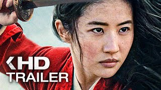 MULAN Trailer 2 German Deutsch (2020)