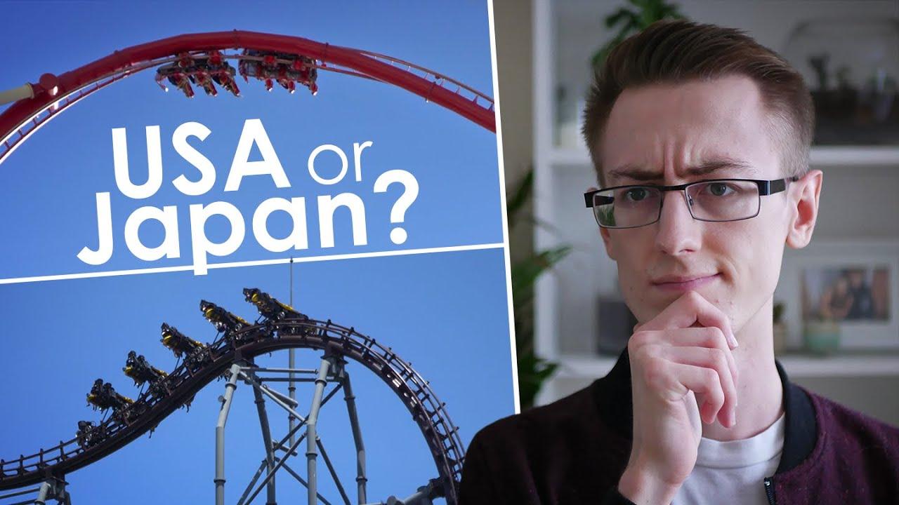 USA or Japan Trip? - Ask Harry #5