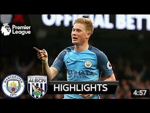 Download MANCHESTER CITY vs WEST BROMWICH 3 1 FULLᴴᴰ●ALL GOALS & HIGHLIGHTS BARCLAYS PREMIER LEAGUE 16 05 17