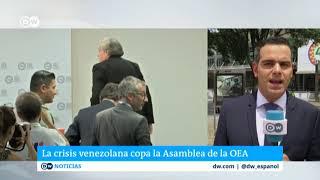 Venezuela divide a la Asamblea de la OEA