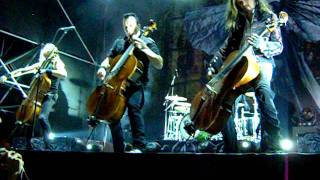 Apocalyptica - 2010 (Live in Paraguay - 17 Jan 2012)