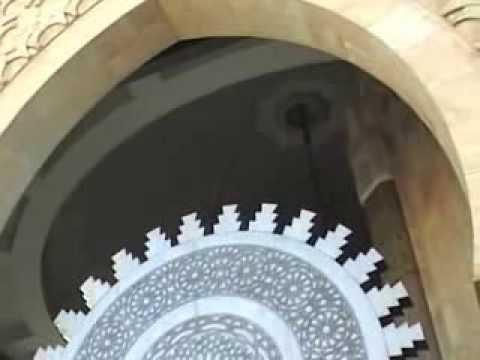 La mosqu e hassan ii de casablanca architecture et for Mosquee hassan 2 architecture