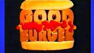 Good Burger (1997)  Movie Trailer VHS 🎧💾💻🎥📼📺📏🍔🍟