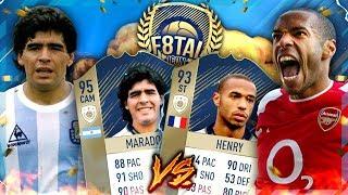 FIFA 18: F8TAL ICON HALBFINALE Hinspiel vs Gamerbrother 🔥🔥