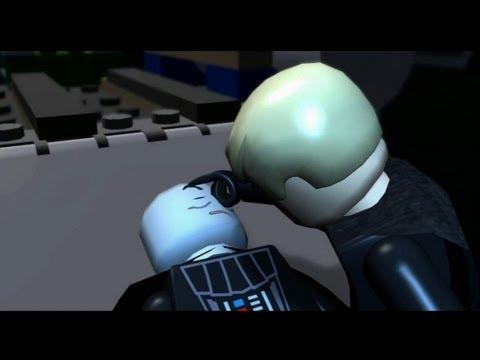 Lego Star Wars The Death Of Darth Vader