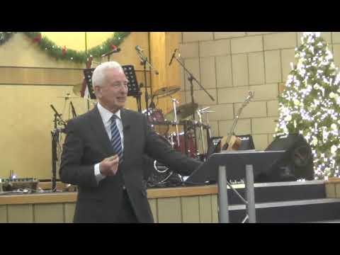 Victory Christian Centre, Govan, Glasgow; Sunday Evening Sermon 10-12-2017; Pastor Alex Gillies.
