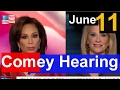 Breaking Tonight , President Trump Latest News Today 6/11/17 ,Kellyanne Conway ,Judge Jeanine Pirro
