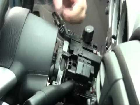 PT Cruiser Ignition Switch Actuator - YouTube