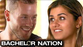 Colton Hopes To Dive Deeper With Kirpa   The Bachelor US