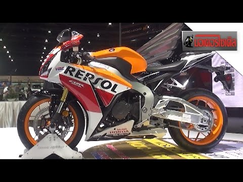 2015 Cbr1000rr Sp Full Akrapovic Racing Conical Exhaust