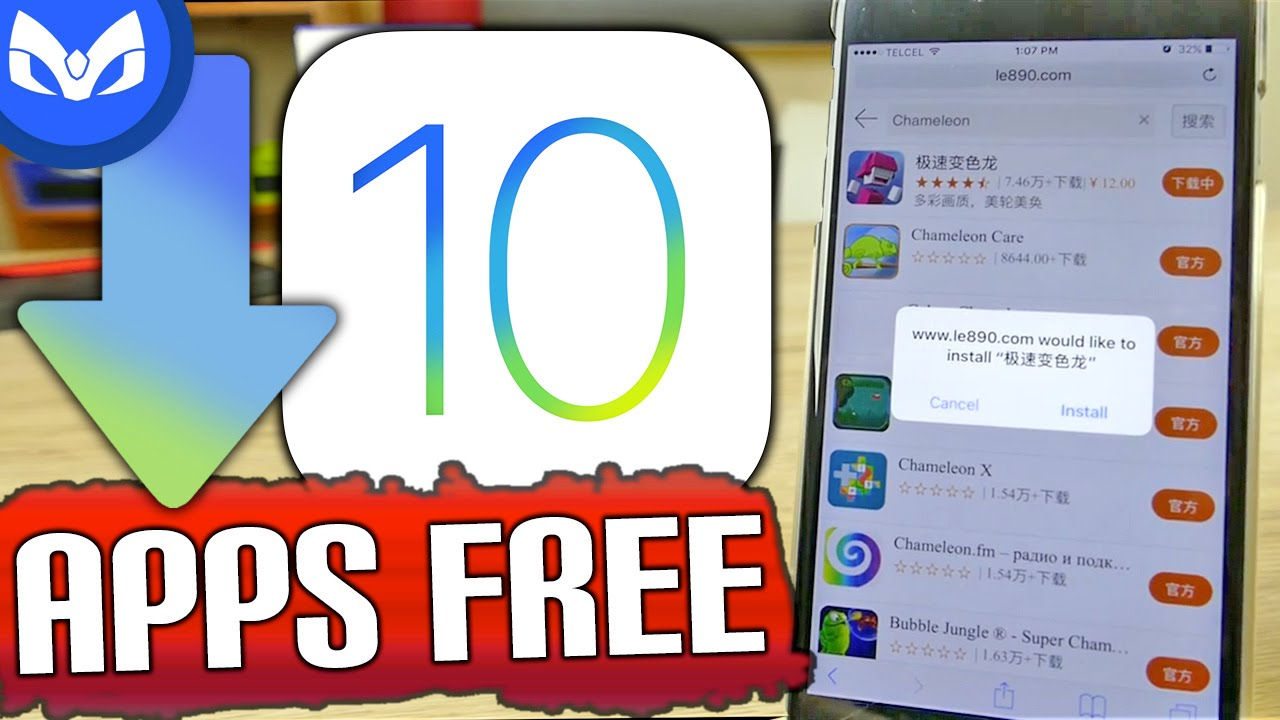 Descargar Apps De Paga Gratis Ios 10 9 3 2 Youtube