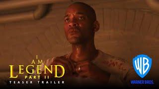 I AM LEGEND 2  TEASER TRAILER  Warner Bros Will Smith Movie