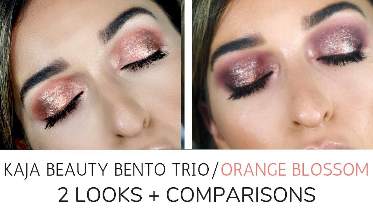 Beauty Bento Bouncy Shimmer Eyeshadow Trio - Chocolate Dahlia by Kaja Beauty #21