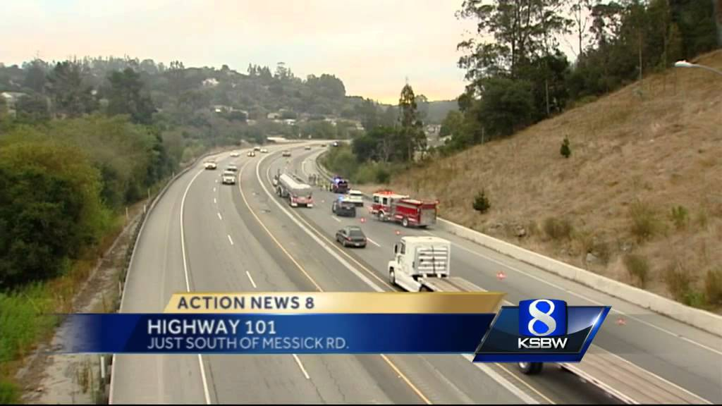 Fatal Pedestrian Accident On Highway 101 In Prunedale