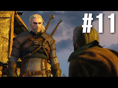 Let's Play The Witcher 3 Part 11 - Breaching the Walls