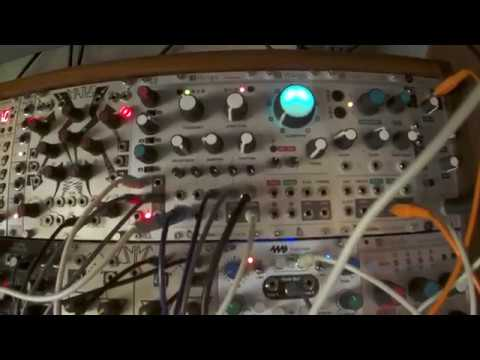 Mutable Instruments Rings Drums - eurorack modular synth