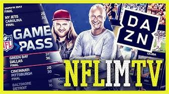 NFL in Deutschland sehen / Wo läuft was? DAZN, GamePass, ranNFL, Sport1 US, Twitter | Tomy Hawk TV