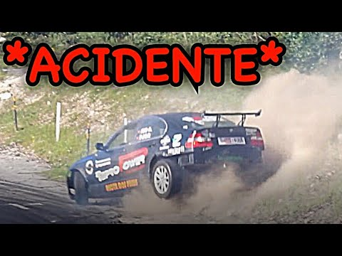 *ACIDENTE* COM O BMW DE DRIFT !!!