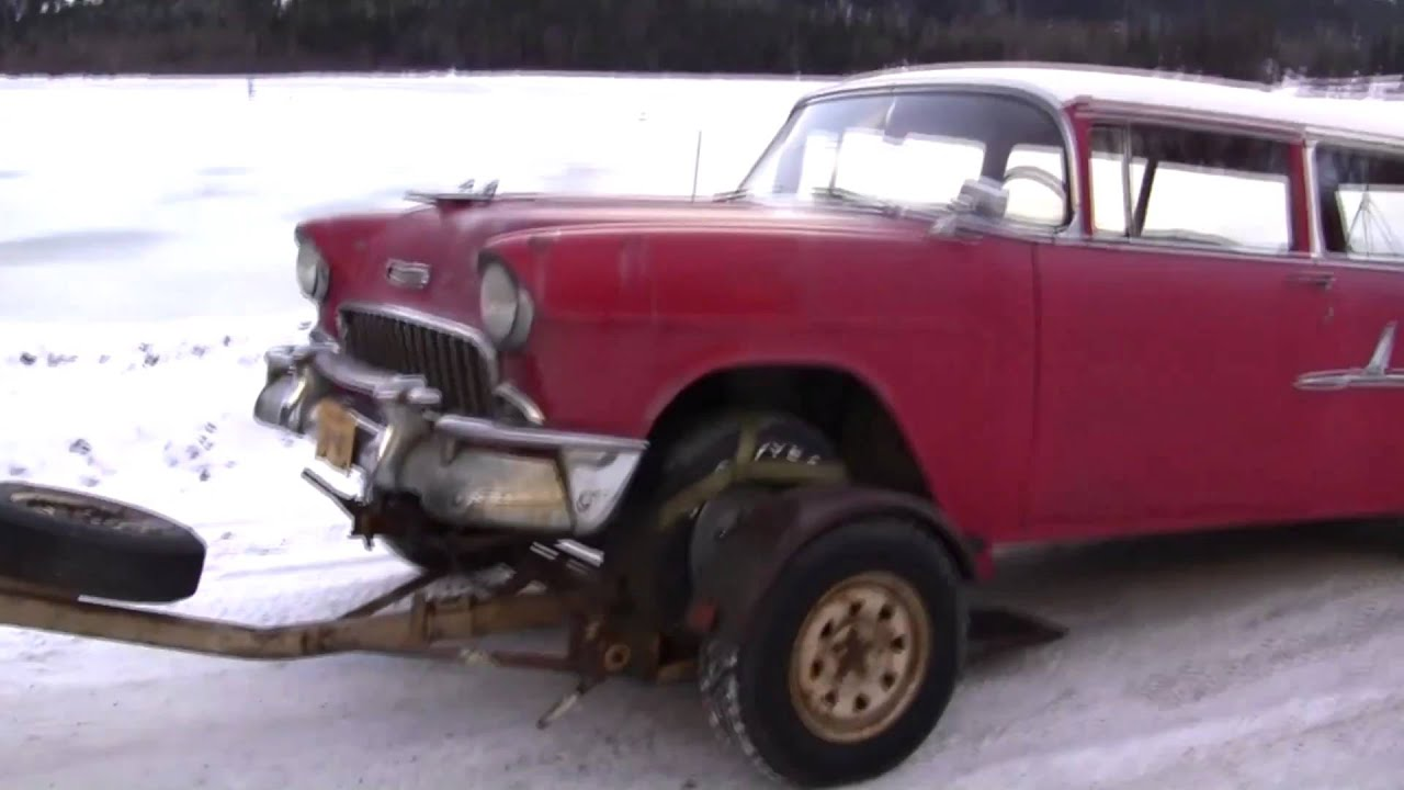 Got a 1955 chevy 210 two door wagon youtube for 1955 chevy 2 door wagon for sale