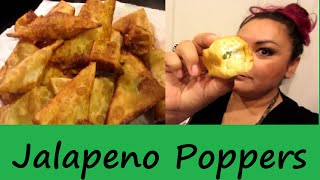Jalapeno Poppers 2 Ways