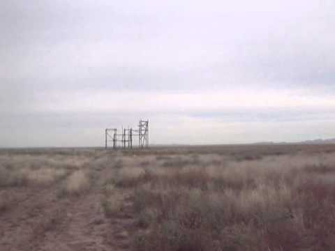 Reaturn to Giant 1956 filming location , the Evans ranch near Marfa Texas