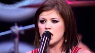 Kelly Clarkson  Sober on LIVE EARTH