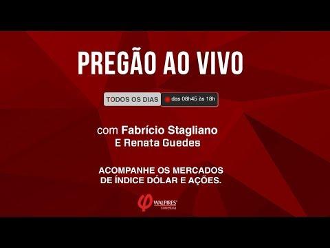 ÍNDICE, DÓLAR E AÇÕES com Fabrício Stagliano, CNPI e Renata Guedes, CPA20/CEA