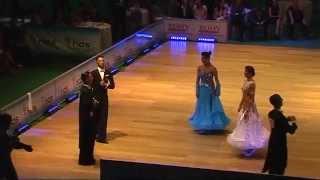 Roberto Palumbo e Giancarla Cantamessa - Campionati Mondiali Senior 2014 (1)