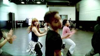 Me and my girls rehearsing for X Factor (: Happy Friday!!
