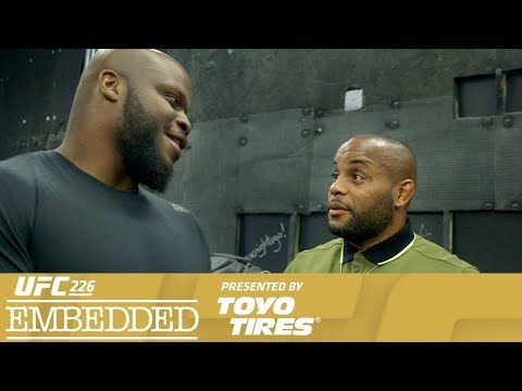 UFC 226 Embedded: Vlog Series - Episode 5