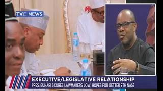 Buhari scores lawmakers low, hopes for better 9th Assembly