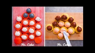 How To Make Chocolate Cake Decorating - 5 Amazing Cupcake Decorating & 15 Best Cake Decorating Ideas