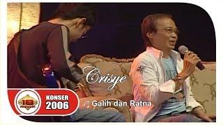MUSISI LEGENDARIS ... ' Chrisye ' Bawain Lagu Galih Dan Ratna
