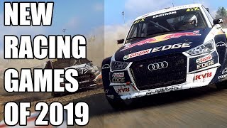 15 NEW Racing Games of 2019 And Beyond [PS4, Xbox One, PC, Switch]