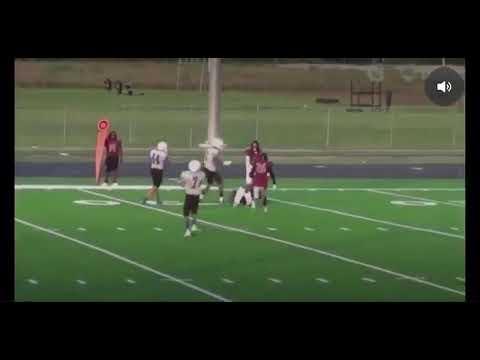 Troy brown 2021 DB Clear springs high school