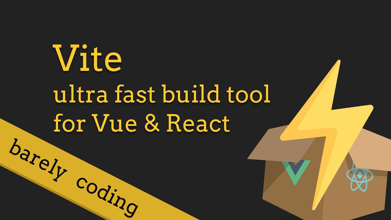 Vite - Super fast build tool [Project Setup]