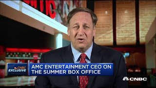 AMC CEO Adam Aron discusses box office impact of 'Toy Story 4'