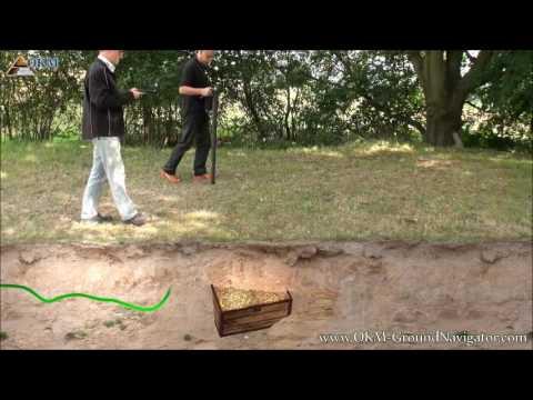 Treasure Hunter 3D Ground nnavigator From OKM Detectors - part 5