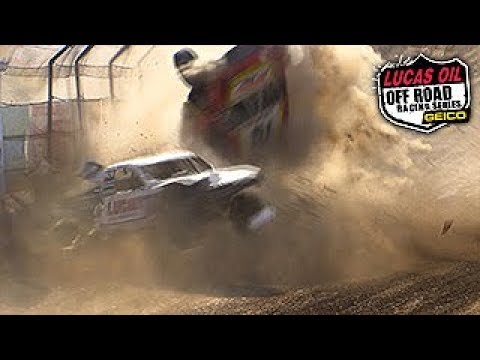 Worst Short Course Truck Crashes Of 2015 Lucas Oil Offroad Racing Series Crash Compilation