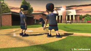Backyard Sports Sandlot Sluggers Wii Trailer
