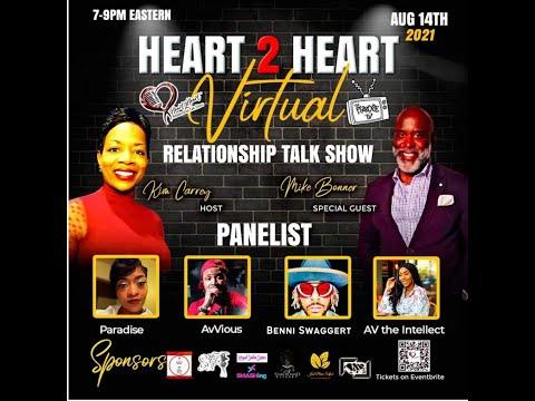 Heart 2 Heart Relationship August 14