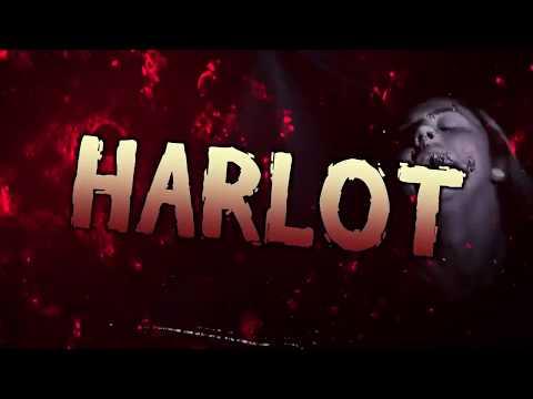 The Illustrator - Harlot ft. Michael Martenson (Official Lyric Video)