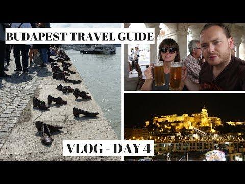 BUDAPEST HUNGARY VLOG DAY 4 TRAVEL GUIDE