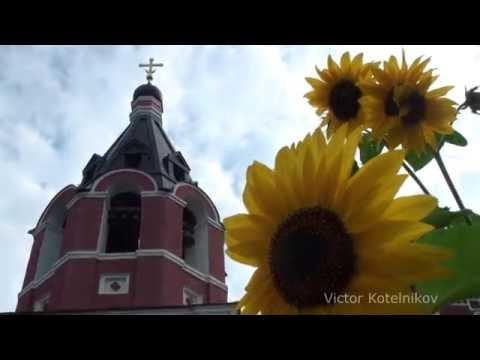 Колокольные звоны в Успенской церкви Суздаля