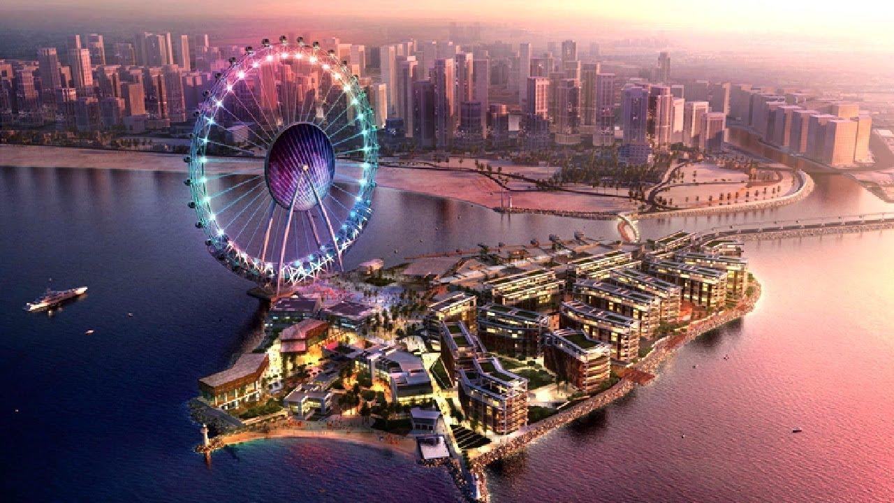 Dubai's Blue Water Island Mega Project :UAE's World's Tallest ...