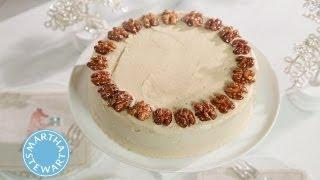 Candied Walnuts For Walnut Cake | Holiday Recipes | Martha Stewart