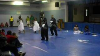 fye swaggas praise routine to marvin sapps he saw the best in me