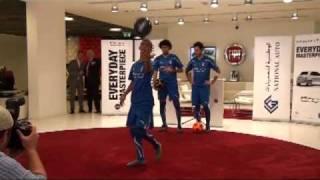 Fiat Showroom Opening Dubai