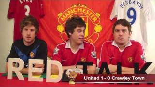 "Red Talk episode ""Valencia"" 25   (Manchester United)"